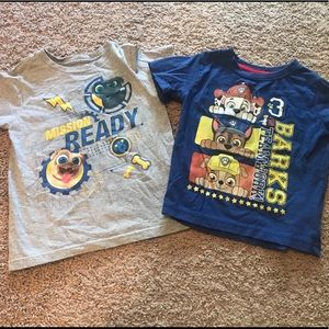 Other - Two kids t-shirts